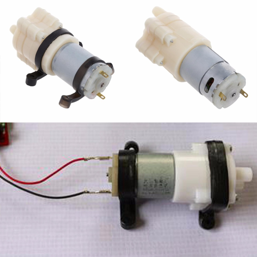 Priming Diaphragm Mini Micro Pump Spray Motor 12V Micro Pump ForWater Dispenser -