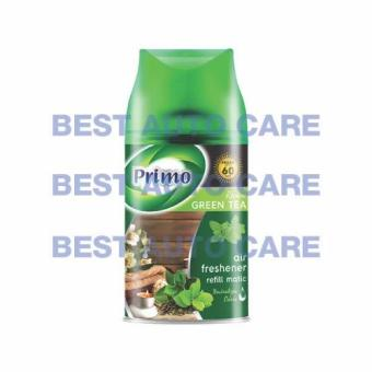 Primo Refill Matic Pengharum Ruangan Green Tea - 235 mL