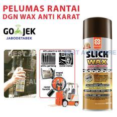 Primo Slick Wax Pelumas Rantai Super Anti Karat Chain Lube + WAX Terbaik - 400 mL