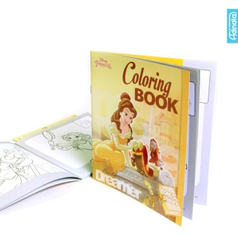 Princess Coloring Book S Adinata Buku Mewarnai