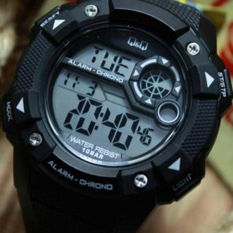 ... Q&Q Jam Tangan Sport Pria Water Ressist Design Sporty QQ8800 e2