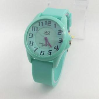 Q&Q Q234 Jam tangan Sport Wanita - Rubber Strap