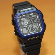 Q&Q -QQX1103S - Jam Tangan Digital ( Unisex )Simple