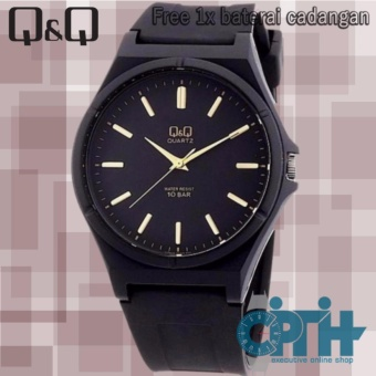 Q&Q Watch - Jam Tangan Pria VQ66J003Y original