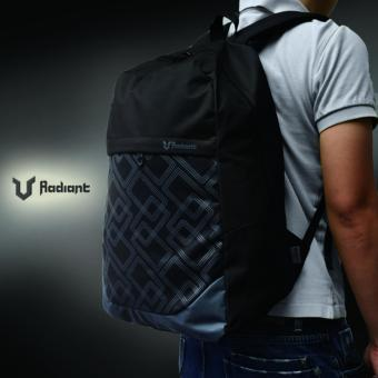 Radiant Backpack 03 - Hitam
