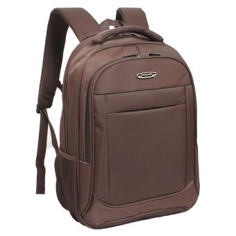 Gambar Produk Real Polo Tas Ransel Laptop Tahan Air 8313 Backpack Up to 15 inch Bonus