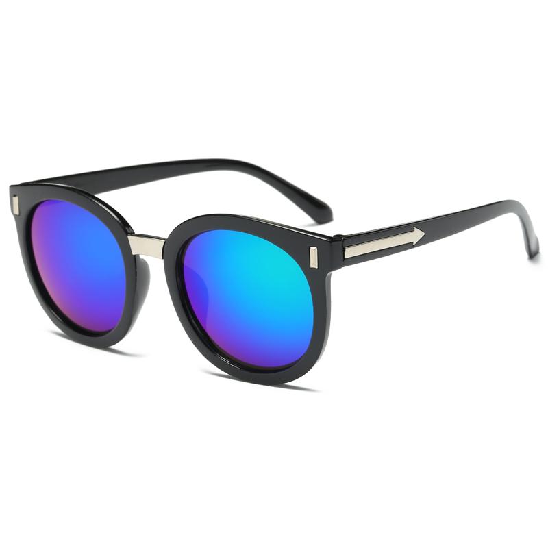 Harga Termurah Retro Perempuan baru bintang model kaca mata kacamata ... d28efc00da