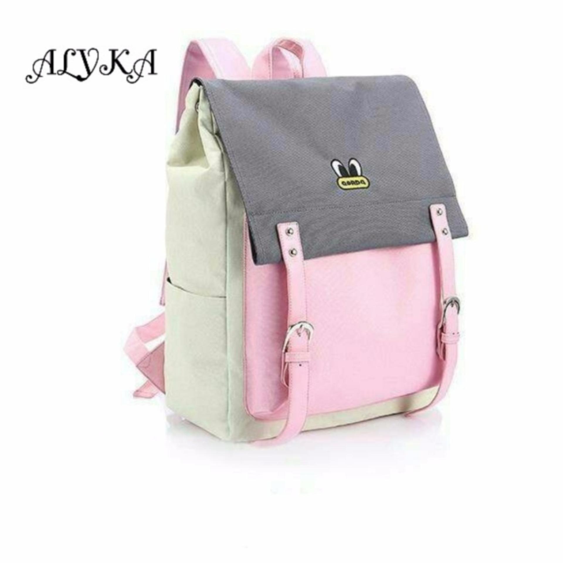 RNW Tas Ransel Backpack Sekolah Anak Dewasa Remaja .