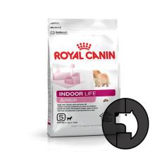 royal canin 1.5 kg puppy indoor life junior