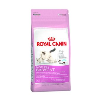 Royal Canin Mother and Baby Cat Food Makanan Kucing 3pcs [3 x 400 g]