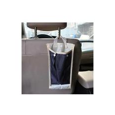 Seat Back Umbrella Storage Bag Blue - intl