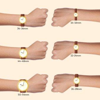 Seiko Chronograph - Jam Tangan Pria - Hitam - Tali Kulit - 16GDNS - 4