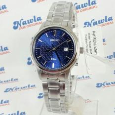 Seiko Ladies SUR749P1 Quartz Blue Dial  Jam Wanita SUR749