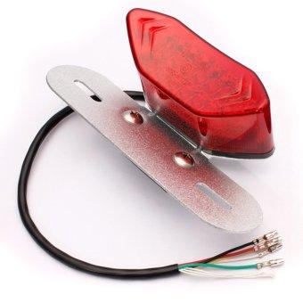 Motor Universal 5050SMD 18 ekor LED rem berhenti sein lampu Strip berwarna- warna-warni. Source · Sepeda motor 20 ekor Sein LED rem indikator lampu plat ...