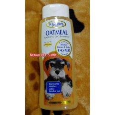 Shampoo Anjing Dengan Kandungan Oatmeal Gold Medal 500ml