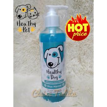 shampoo concentrate healthy dog - blue marine conditioner