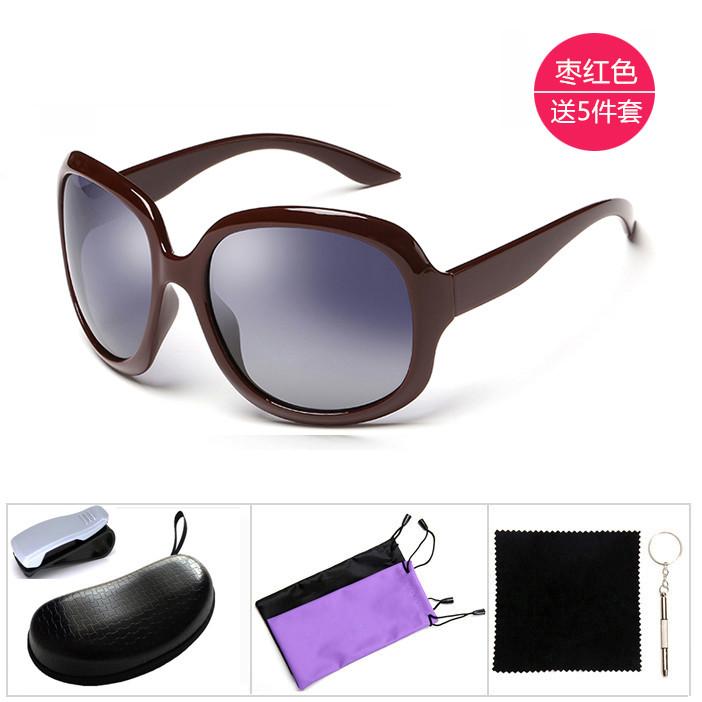 Flash Sale SHININGSTAR tipis terpolarisasi mengemudi kaca mata wanita kacamata hitam