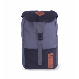 SKATERS 17GSKT-M0432008 ADV BAG 25 GREY-BLACK