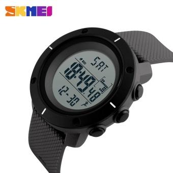 SKMEI Brand Smart Wrist Band Pedometer Calories Sport Watches For Men Running Military Digital Smartwatch 1215 - intl - 4