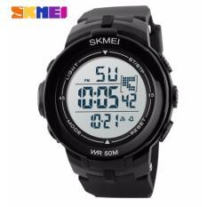 SKMEI Jam Tangan Pria S-Shock Sport Water Resistant 50m 1127 - Black