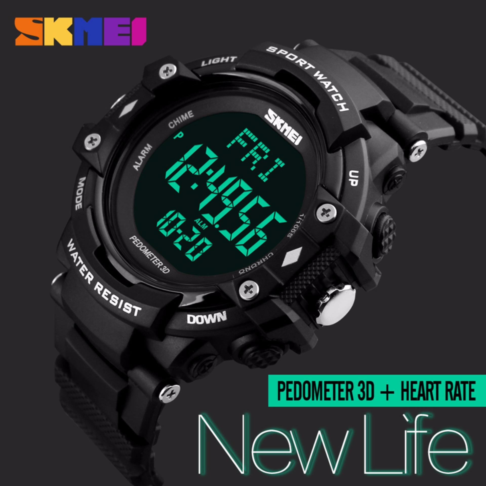 Skmei Sport Rubber Led Watch 1119 Water Resistant Anti Air Wr 50m ... - Jam Tangan Gelang Anti Air. Source ... Jam Tangan Gelang Bluetooh Olahraga Tahan Air ...