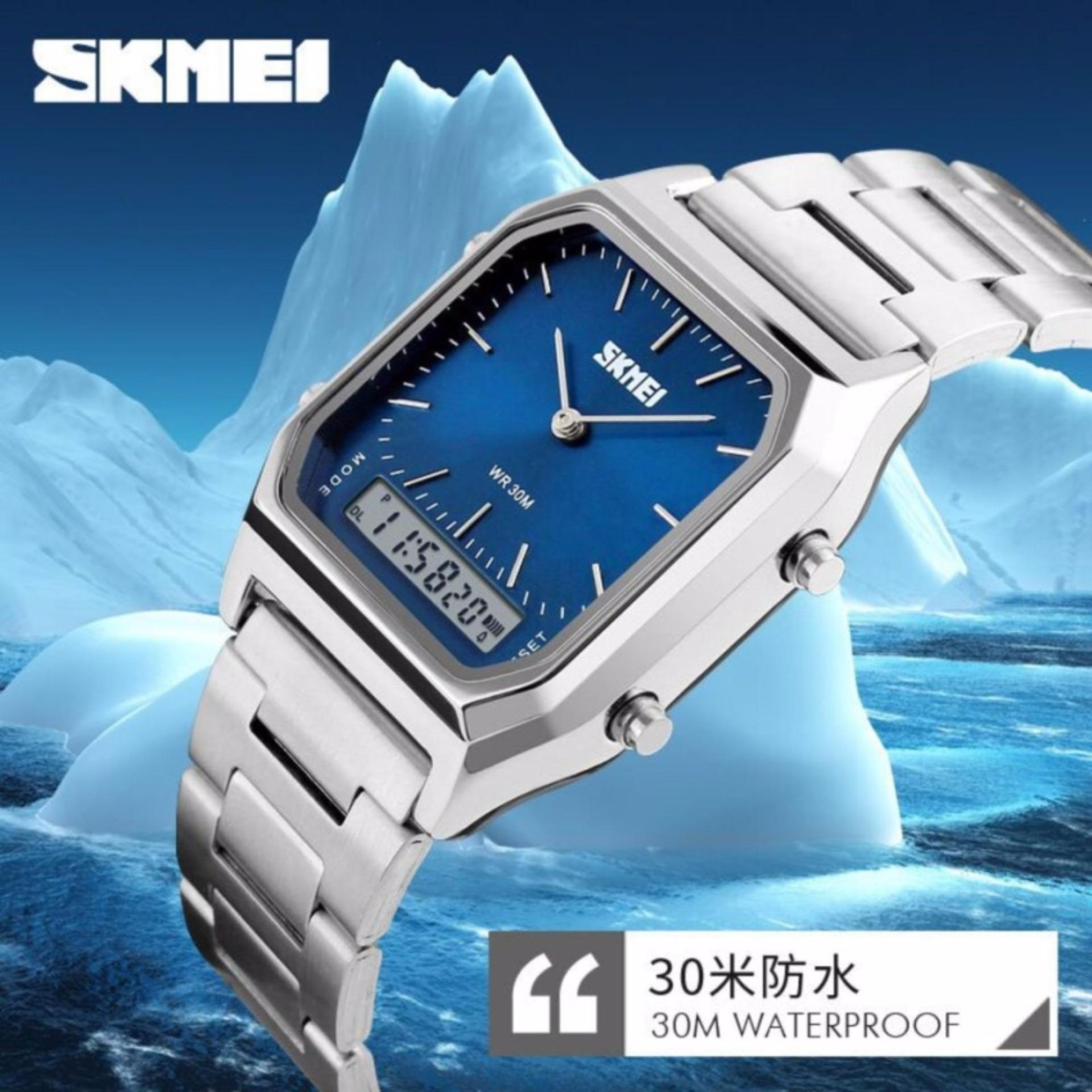 ... Sniper 0989 Hijau Cek. Source · Online Murah Skmei Men Sport Quartz Watch Water Resistant Anti Air 9149 Jam Tangan Pria Casual