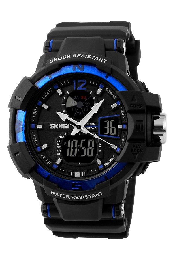 SKMEI merek Watch 1040 selai Olah Raga Pria Terbuka Baru LED kuarsa produk .