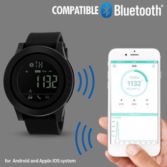 SKMEI merek Watch pria Smart jam tangan kalori Pedometer Multi-Fungsi Remote Camera jam 50