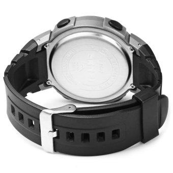 Hot Deals SKMEI Pioneer 1068 LED Watch Jam Tangan Digital LED Waterproof 50 meter - Garansi