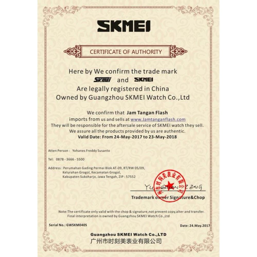 Skmei Jam Tangan Pria 1025 Hitam Daftar Harga Terlengkap Indonesia Planet Titanium Tali Karet Abu Strap Sport Grey Free