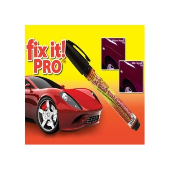 Spidol Anti Baret / Fit It Pro Spidol /Penghilang Baret Di mobil SPD-01