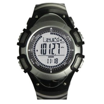 Sports Watch Altimeter Barometer Thermometer - intl