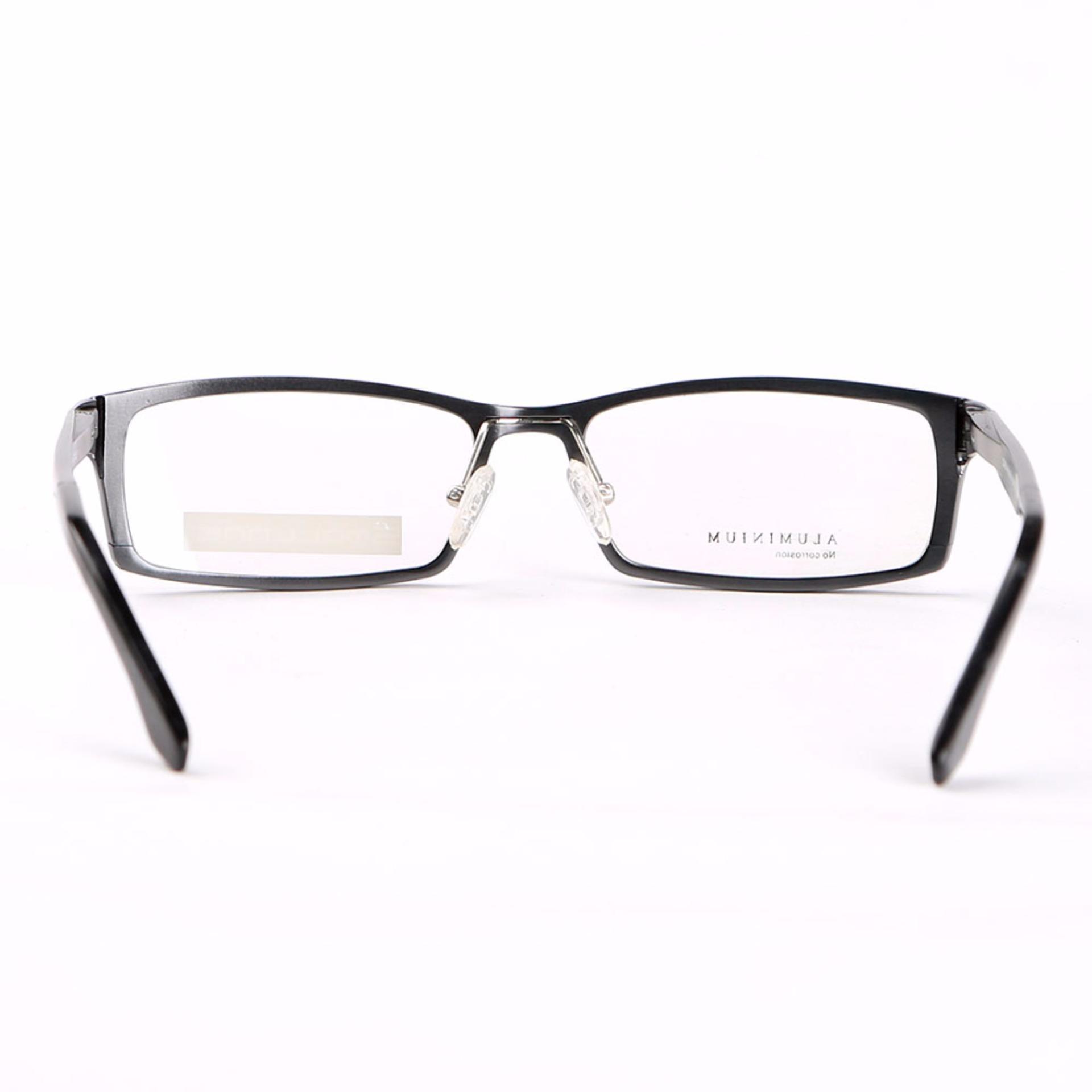 ... Stallane Fashion Optik Kacamata Bingkai Kacamata Frame Aluminium Miopia Bisnis Kacamata Frame Kacamata Yang Kokoh Untuk