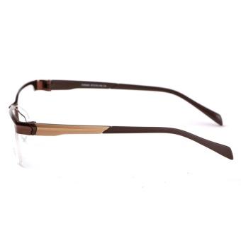 Stallane model bingkai kacamata Optik miopia bisnis tontonan Tr90kaki kacamata alis baris aluminium .
