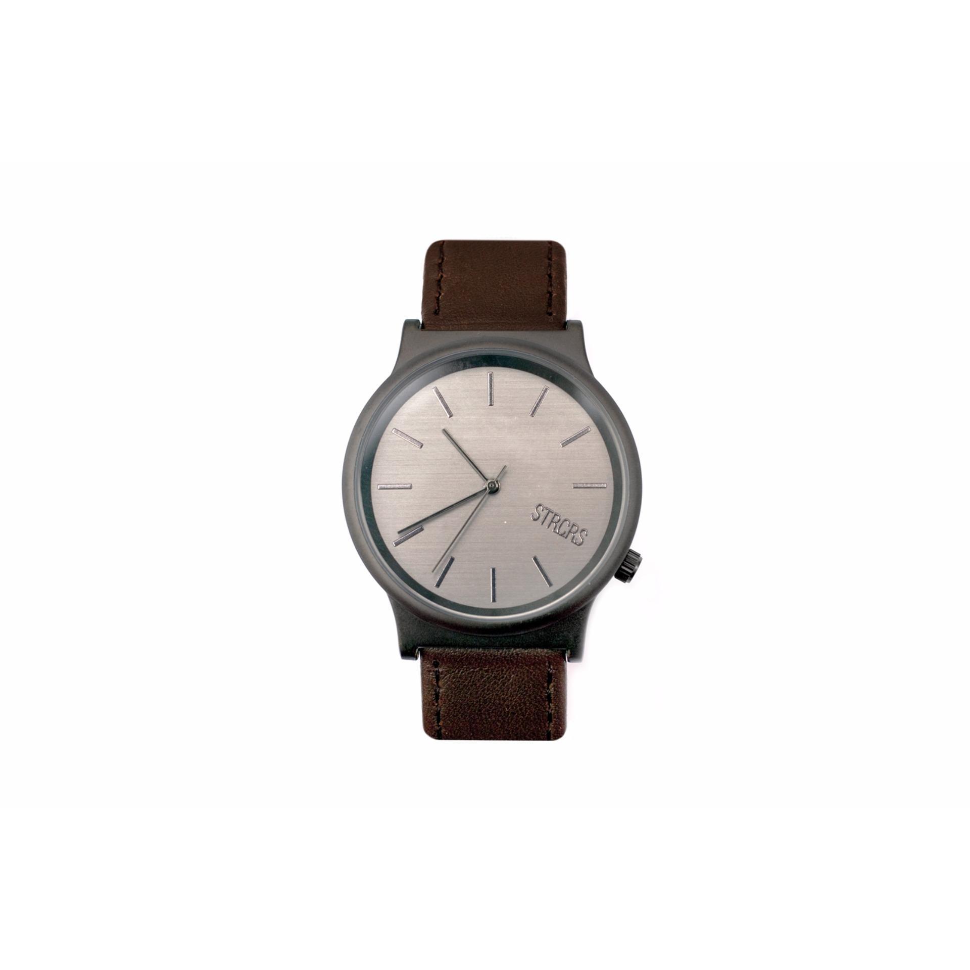 ... Swiss Army Sa6503l Jam Tangan Wanita Kulit Hitam Rose Dial Hitam3 Source STARCROSS jam tangan