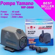 StarStore Pompa Air Yamano WP 3800 Kolam / Akuarium 2000l / Aquarium Water Pump Kolam / Hidroponik