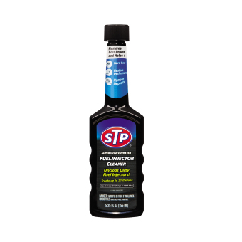 STP - Super Concentrated Fuel Injector Cleaner - Campuran BBM Aditif Bensin