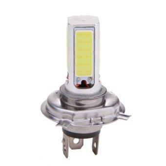 Super Bright White 20W H4 Car COB LED Fog Daytime Running Light DRL Lamp DC -