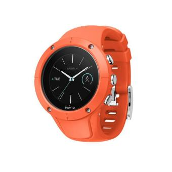 Suunto Spartan Trainer Wrist HR Coral - SS022671000 - Smart Watch - Orange