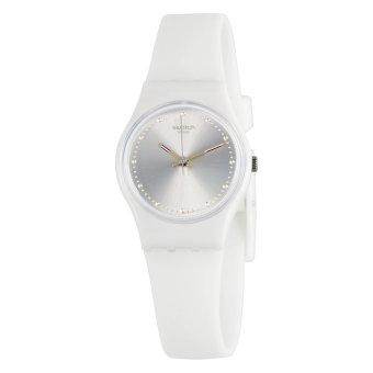 Swatch Jam Tangan Wanita-LW148 WHITE MOUSE-Putih