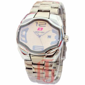 Swiss Army Dragon D45H110SA8162MSLV SILVER