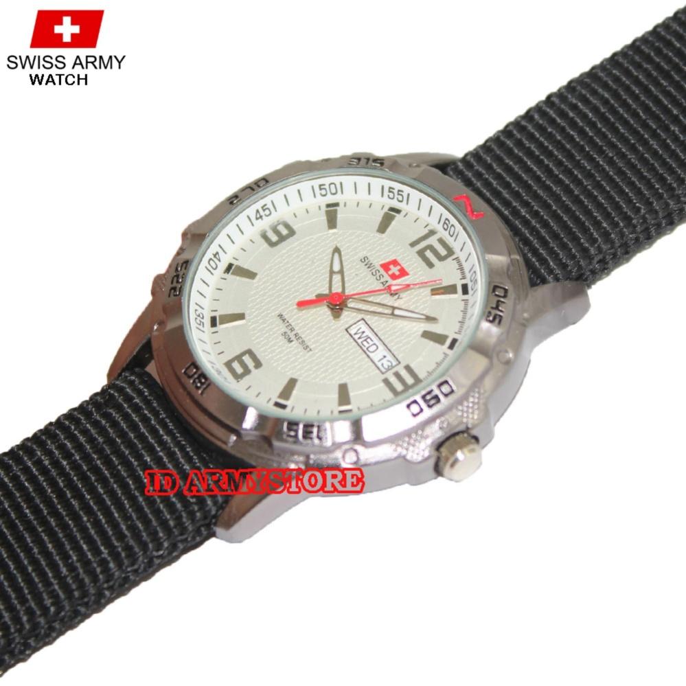 Hijau Bezel Source Galeri Produk swiss army jam tangan analog pria wanita couple . Source ·