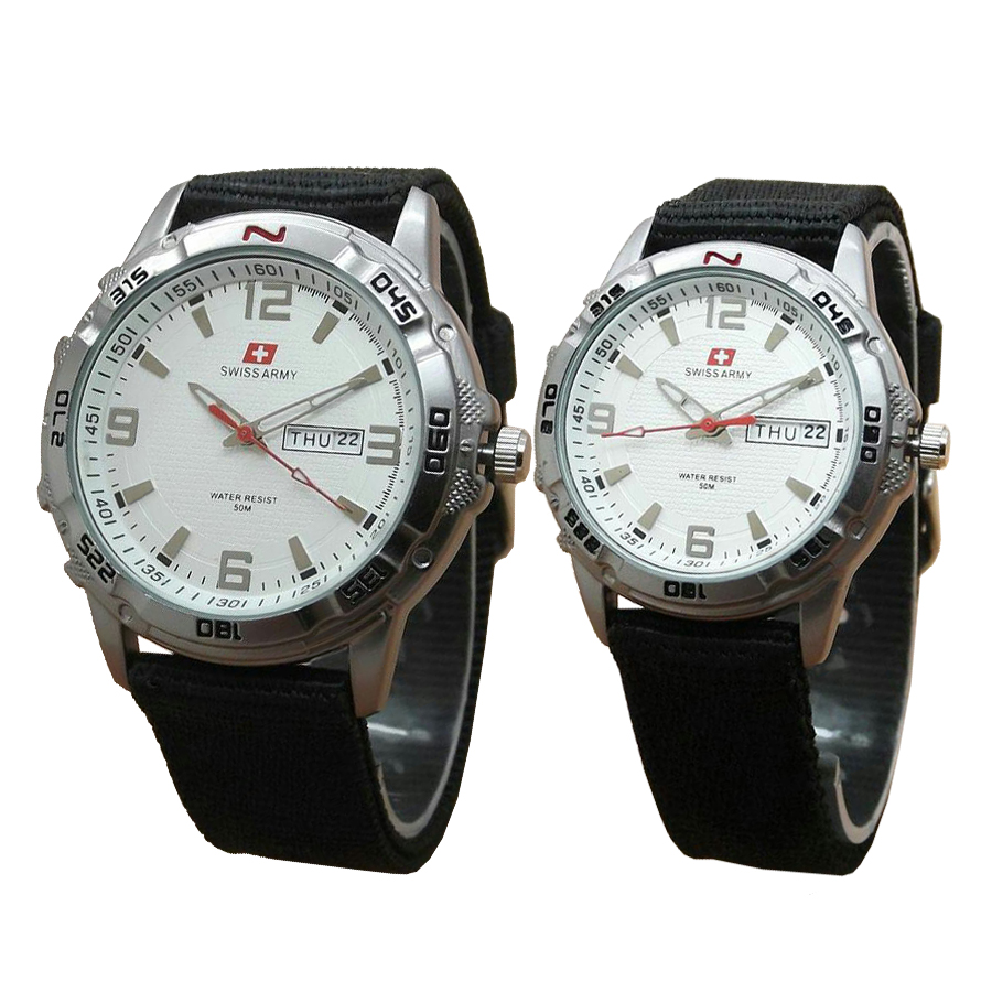 Jam Tangan Swiss Army 8826 swiss army mens canvas sa 1970 army jam tangan pria