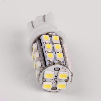 T10 194 168 501 921 28 LED 3020 SMD Car Light Bulb Lamp White 12V do it youself - intl