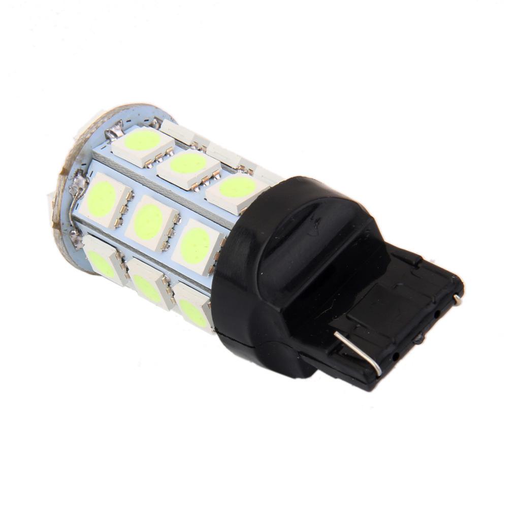 T20 27SMD 5050 mundur/ekor/rem/berhenti/mengubah bohlam lampu LED .