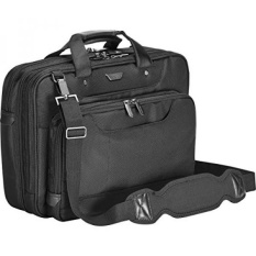 Targus Checkpoint-Friendly Corporate Traveler Topload Case for 14-Inch Laptop - Black - intl