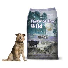 Taste Of The Wild Sierra Mountain Canine Formula With Roasted Lamb 5lbs