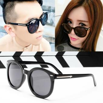 Harga Terbaru Perempuan model bintang baru kacamata hitam kacamata hitam pria kacamata .