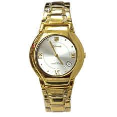 Tetonis Jam Tangan Wanita - Gold - Stainless Steel - T951GW - Gold White