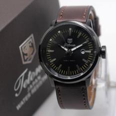 Tetonis Original - TT0788ZS - Jam Tangan Pria - Leather Strap